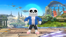 Sans Custom Model Import WIP Final Update