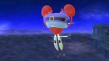 Mr. Krabs Model Overhaul