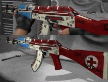 AK-47 | Oathbreaker