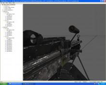 Default M249 Retex