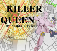 Killer Queen Over Falcon (help requested)