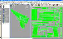 APS UV Mapping