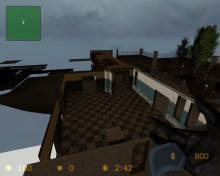 front courtyard alpha ingame