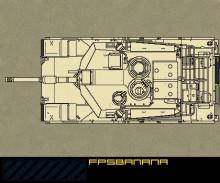 M1A2 Abrams (M1A2/TUSK)