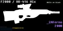 HK 416 / F2000 Mix (Request)