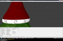 Texturing of Hat