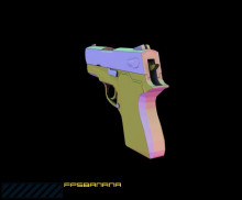 S&W .45 Chief's Special Uv Map