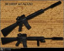 M16SD w/ ACOG