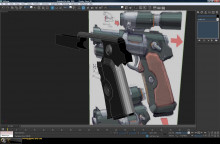 Future Pistol
