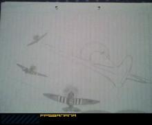 Blazing Angels II Concept