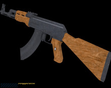 INS Mod AK47 Reskin