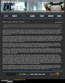 Final Website Design?