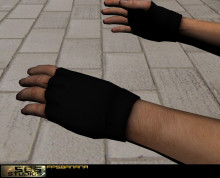 Random Cloth Gloves