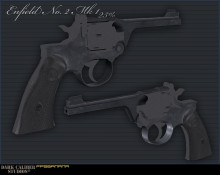 Enfield No. 2 Mk 1 wip 2
