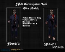 FPSC Labs Clan Models