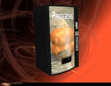 Parcelbomb Vending Machine