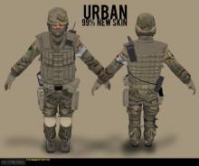 Urban 99% new skin!! update