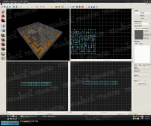 Maze map WIP 2