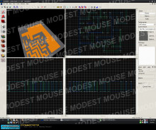 Modest Mouse's Maze | WIP #1/1