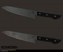 Kitchen Knife Upd.