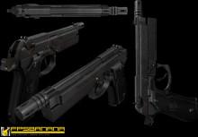 Codename Gunslinger M92