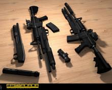 Masterkey M4/M3 System