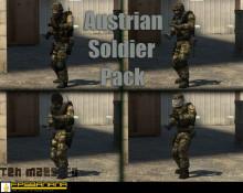 Austrian Soldier Player Pack