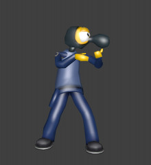 CSGO: Bender Toons - Player Models