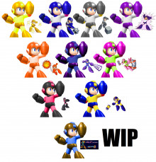 Mega Man Expansion Pack