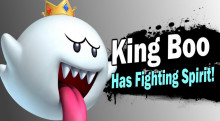 King Boo (and Boo variants) over Kirby