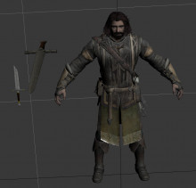 Talion (Middle Earth: Shadow Of Mordor)