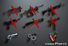 CSGO Weapon Plugins