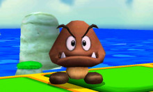 Goomba over kirby