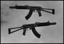 AK74SD Hack