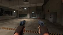 Dual pistols for sniper