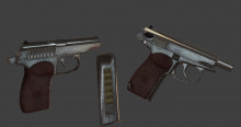 Sam61's shiny Makarov