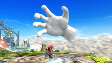 Playable Master Hand
