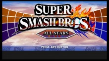 [WIP] Super Smash Bros. All Stars