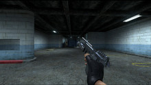 COD M9A1 on Soldier11 anims