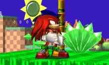 WIP Knuckles Model Import (Over Sonic)