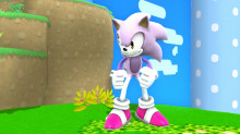 blaze the cat inspired alt sonic