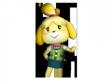[WIP] Isabelle over Villager COMPLETE