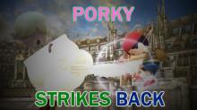 Porky over Bowser Jr.