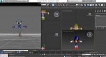 SADX Sonic WIP need help