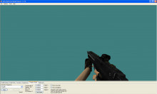 Half Life 2 weapon w/ CS 1.6 hands