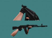 Izhmash AK-74M