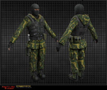 *RELEASED* Russian Woodland Te