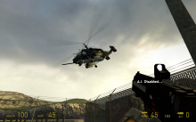 Attack Helicopter for Hunter Chopper
