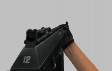 CW AK-12,fingers clipping mag?