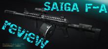 Saiga SuperWAR custom - Zombie hunter